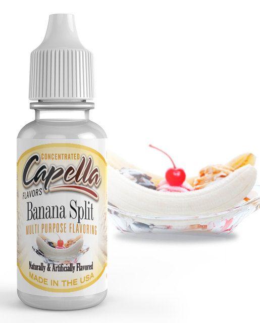 BANÁNOVÝ SPLIT / Banana Split - Aroma Capella