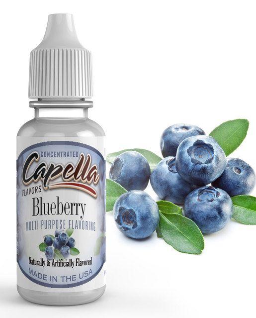 BORŮVKA / Blueberry - Aroma Capella
