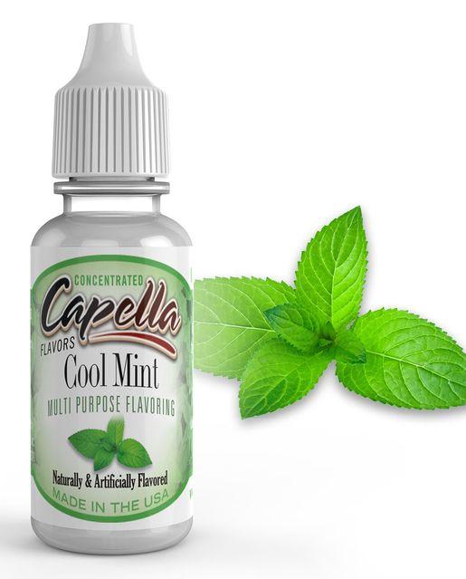 LEDOVÁ MÁTA / Cool Mint - Aroma Capella