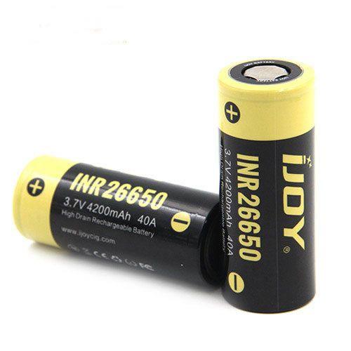 Baterie IJOY INR 26650 - 4200mAh 40A